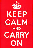 Keep Calm and Carry On when in a dental emergency in Cary NC