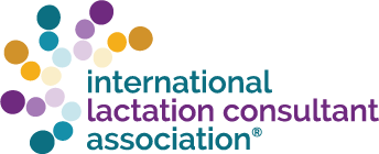 Logo for international lactation consultant association